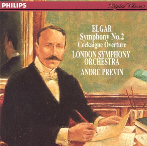 Elgar: Symphony No. 2; Cockaigne Overture