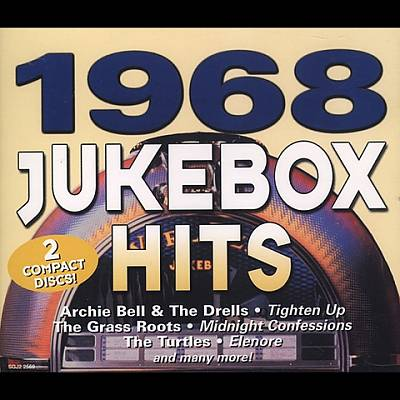 Jukebox Hits 1968 [Madacy]
