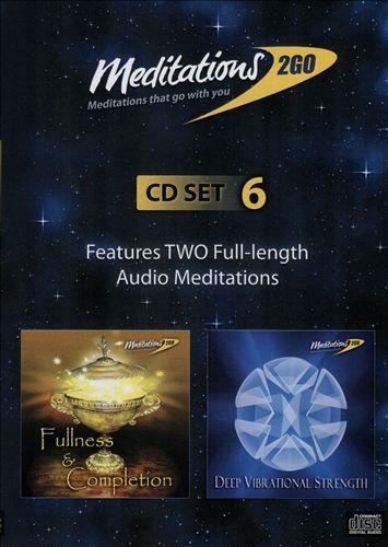 Meditations 2 Go, Vol. 6