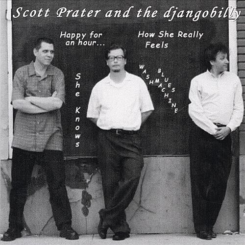 Scott Prater and the Djangobilly