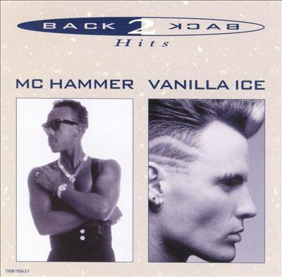 Back to Back Hits: MC Hammer/Vanilla Ice [1998]