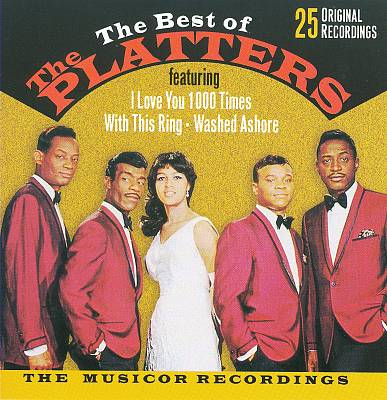 The Best of the Platters [Collectables]