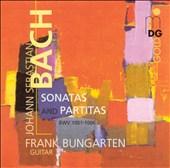 Bach: Sonatas and Partitas for Violin Solo (Transcriptions for Guitar)