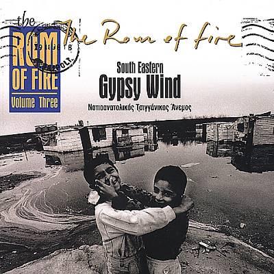 ROM of Fire, Vol. 3: Gypsy Wind