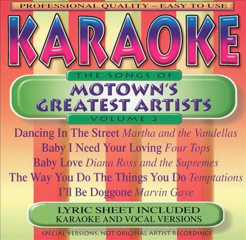 Motown's Greatest Artists, Vol. 2