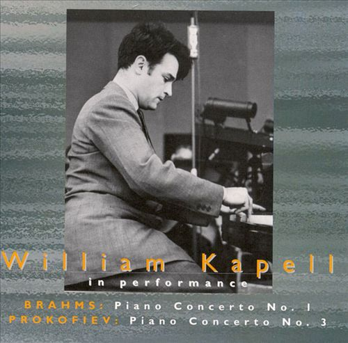 William Kapell in Performance