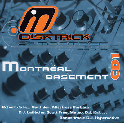 Montreal Basement CD1