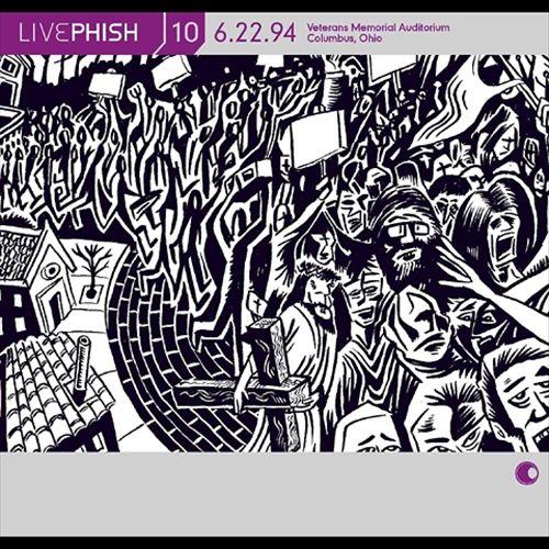 Live Phish, Vol. 10: 6/22/94 (Veterans Memorial Auditorium, Columbus, OH)