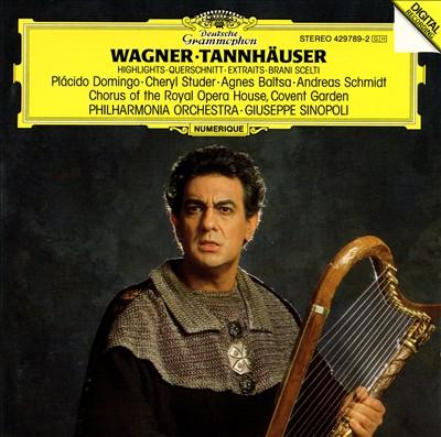Wagner: Tannhäuser [Highlights]