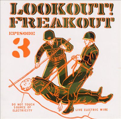 Lookout! Freakout, Vol. 3