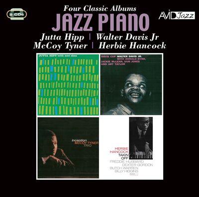 Jazz Piano: Four Classic Albums