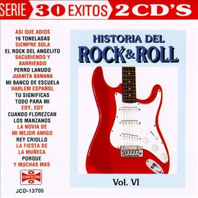 Historia del Rock & Roll, Vol. 5