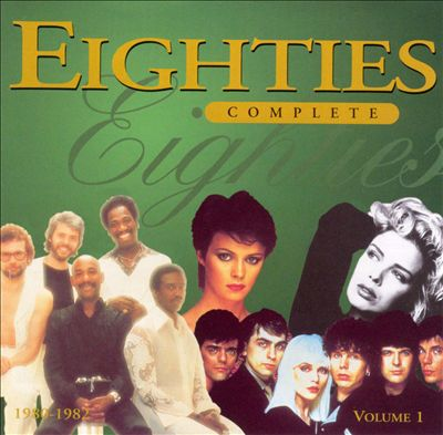 Eighties Complete, Vol. 1