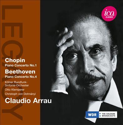 Chopin, Beethoven: Piano Concertos