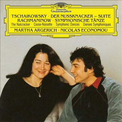 Tchaikovsky: The Nutcracker Suite; Rachmaninov: Symphonic Dances Op. 45