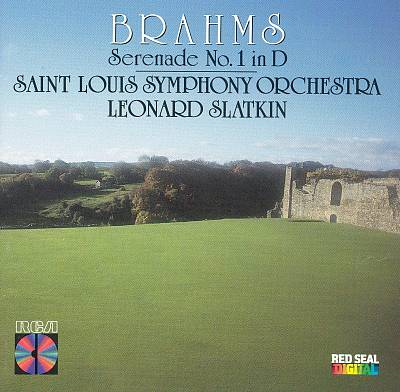 Brahms: Serenade No. 1 in D