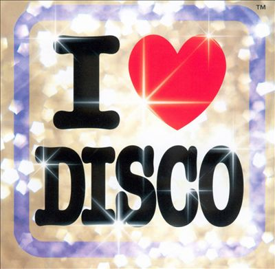 I Love Disco [EMI]