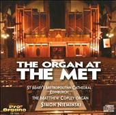 The Organ at the Met