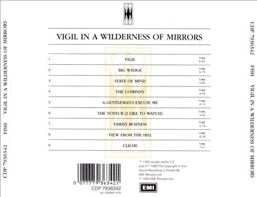 Vigil in a Wilderness of Mirrors