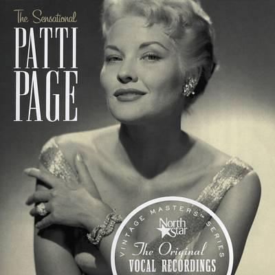 Sensational Patti Page