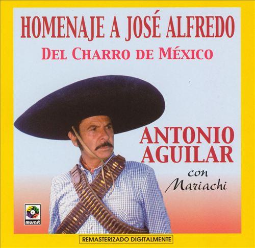 Homenaje A José Alfredo Del Charro De México