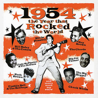 1954: The Year That Rocked The World