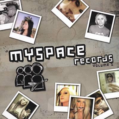 Myspace Records, Vol. 1