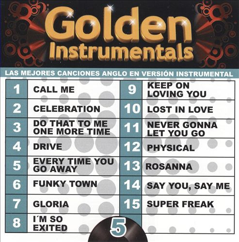 Golden Instrumentals, Vol. 5