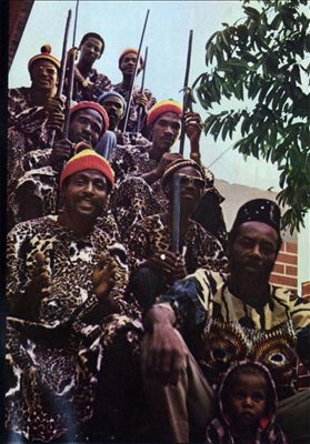 Mystic Revelation of Rastafari Discography