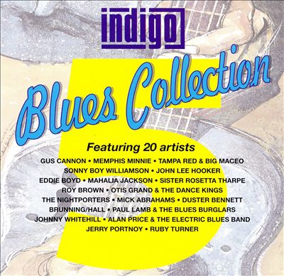 Indigo Blues Collection, Vol. 5