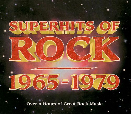 Superhits of Rock: 1965 - 1979
