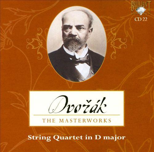 Dvorák: Streichquartette Vol. 10
