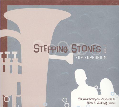 Stepping Stones for Euphonium, Vol. 1