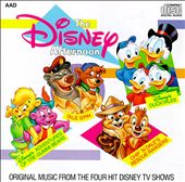 The Disney Afternoon Songbook: Music from Hit TV Shows