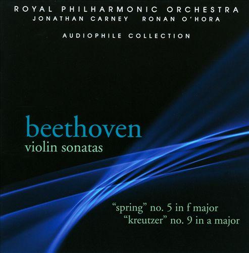 Beethoven: Violin Sonatas -