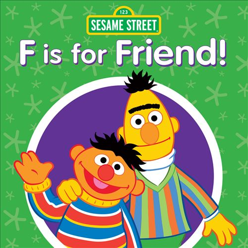F Is for Friend!