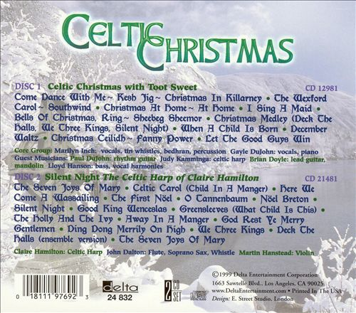 Celtic Christmas [Delta]