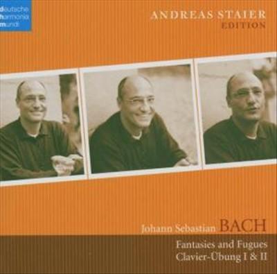 Bach J.S: Fantasies & Fugues [Germany]