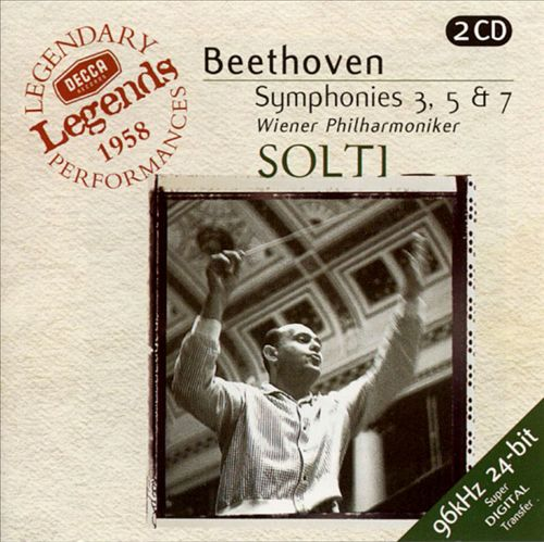 Beethoven: Symphonies Nos. 3, 5, 7
