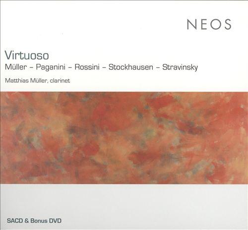 Virtuoso [Bonus DVD]