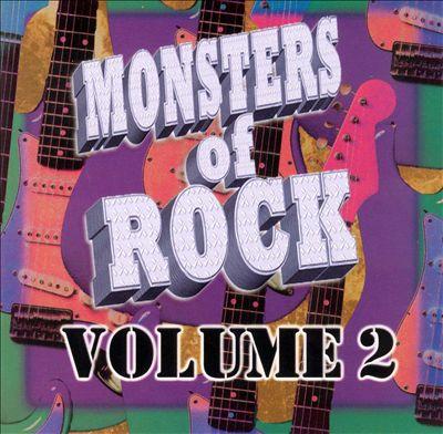 Monsters of Rock, Vol. 2 [Razor & Tie]