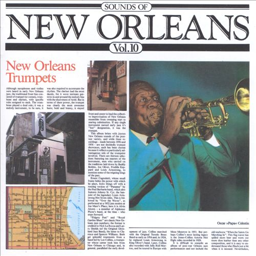 Sounds of New Orleans, Vol. 10: New Orleans Trumpets