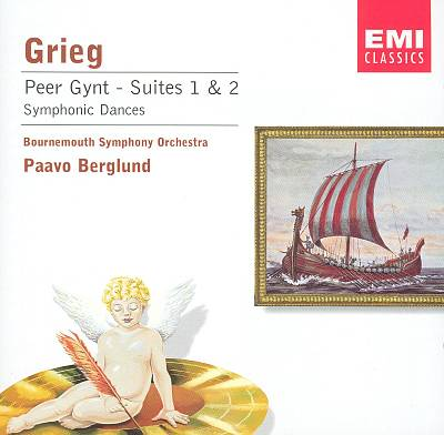 Grieg: Peer Gynt Suites 1 & 2; Symphonic Dances
