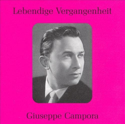 Lebendige Vergangenheit: Giuseppe Campora