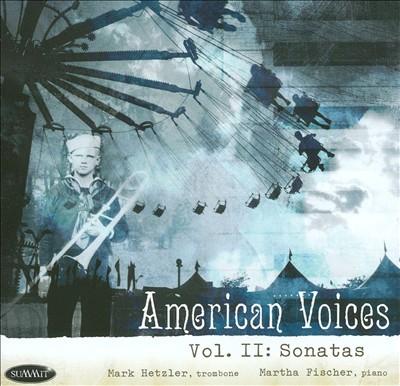 American Voices, Vol. 2: Sonatas