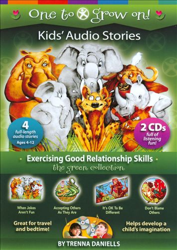 One To Grow On! Kids' Audio Stories: the Green Collection