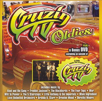 Cruzin TV Oldies [CD & DVD]