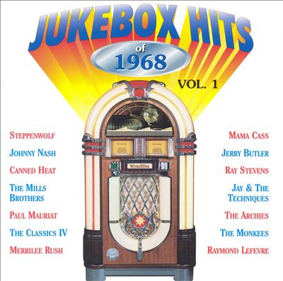 Jukebox Hits of 1968, Vol. 1