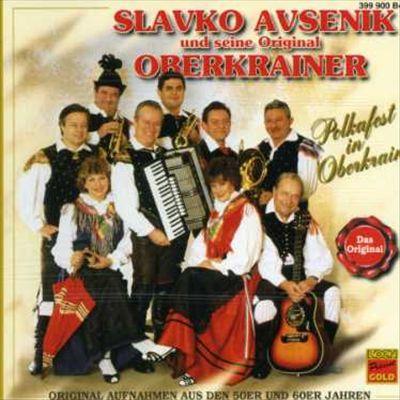 Polkafest in Oberkrain