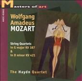 Mozart: String Quartets, KV 387, KV 421